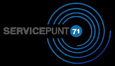 logo servicepunt 71